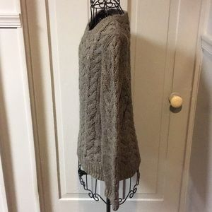 H&M Sweaters - H&M Thick Cable Knit Wool Sweater